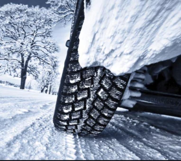 Du har väl rätt vinterdäck på bilen?